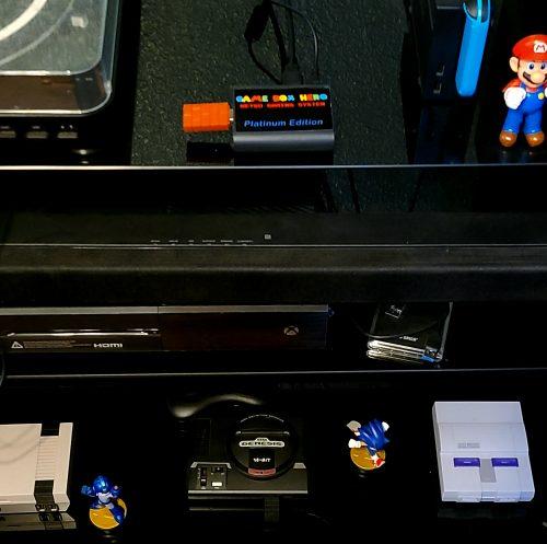 Game box hero Platinum with Cheats photo review
